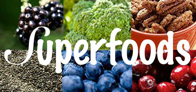 The Top 10 Anti-Aging Superfoods